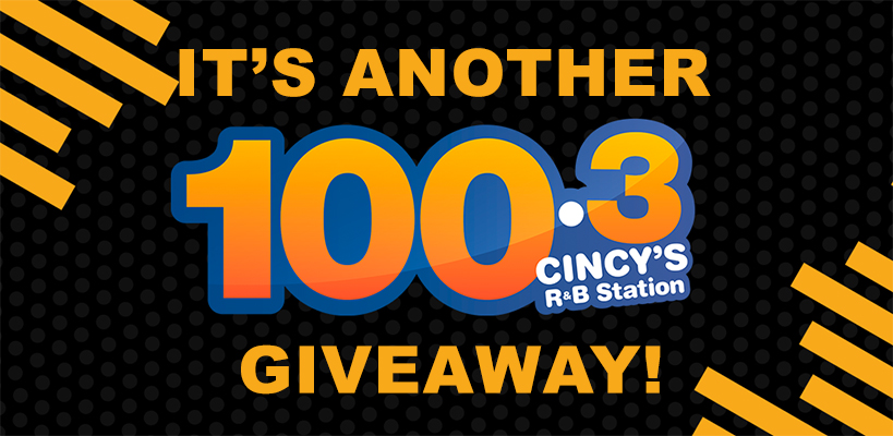 WOSL 100.3 Generic Contest Graphic