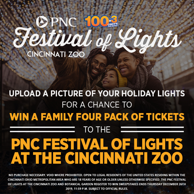 PNC Festival of Lights at the Cincinnati Zoo