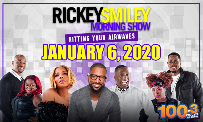 Rickey Smiley Coming Soon Artwork WOSL