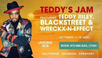 Unsung Cruise Teddy Riley