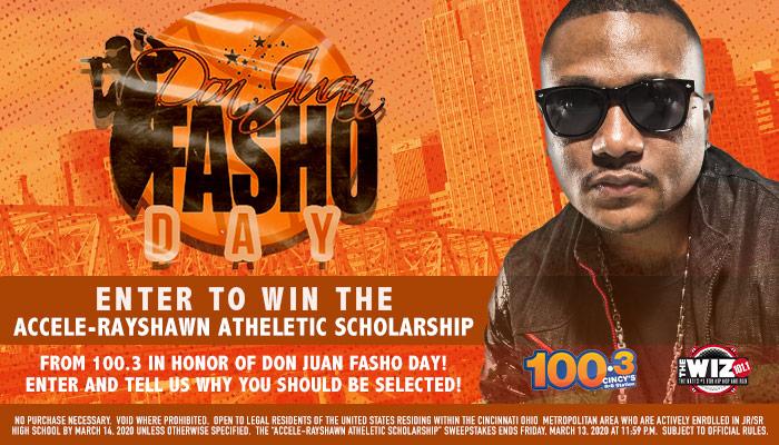Don Juan Fasho Scholarship Contest_RD Cincinnati_February 2020