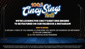Cincy Sings RNB