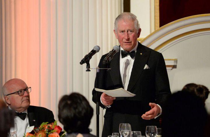 The Prince Of Wales Prince Charles