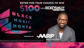 "The Rickey Smiley Morning Show ® ""AARP Black Music Month Promotion"" FEATURE IMAGE"