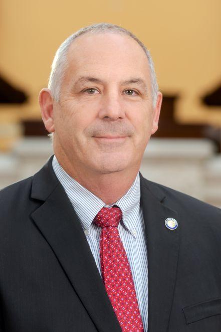 GOP Senator Steve Huffman