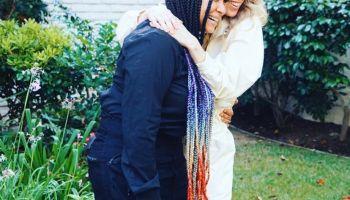 Raven-Symoné Married