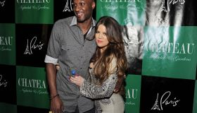 Khloe Kardashian Odom Celebrates Her 27th Birthday At Chateau Nightclub & Gardens
