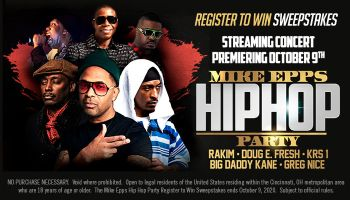 Mike Epps Hip Hop Party_RD Cincinnati_September 2020