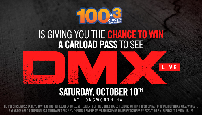 DMX Drive In Concert_RD Cincinnati_October 2020